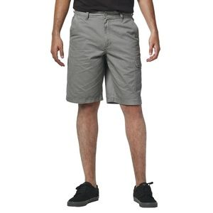 Vans off the wall Days out Cotton Cargo shorts Gry
